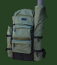 973. Rucksack des Jagers No.2 Expeditionskorps