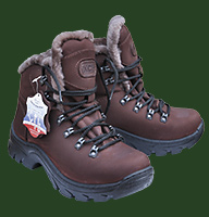 521-1. Boots «Tracking» VIP winter
