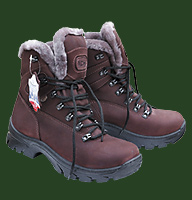 541-1. Boots «Travel» VIP winter
