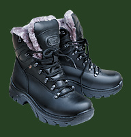 542-1. Boots «Travel Luxury» winter