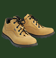 550-5. Shoes «Camping» nubuck
