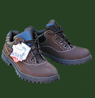 550. Shoes «Camping» nubuck