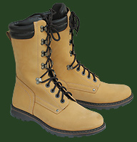 553-5. High boots «Pointer» nubuck